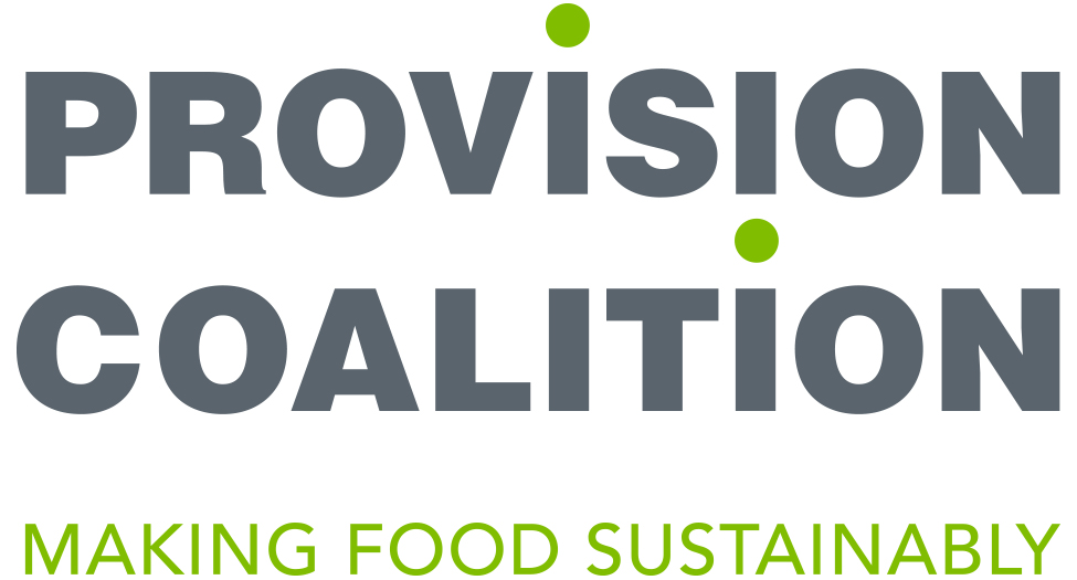 Food loss + waste, food waste, sustainability, increase revenue, reduce costs, elevate brand, provision coalition