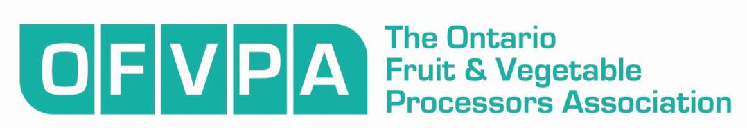 Provision Coalition, Member Associations, Sustainability, Food and Beverage Manufacturing, Food Processing, Ontario Fruit and Vegetable Processors Association