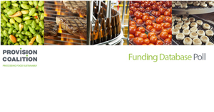 Funding Database Poll Banner