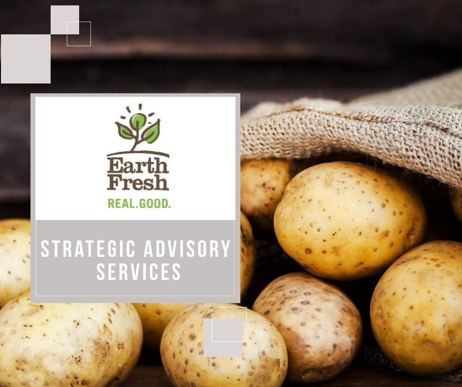 Earth Fresh Foods case study