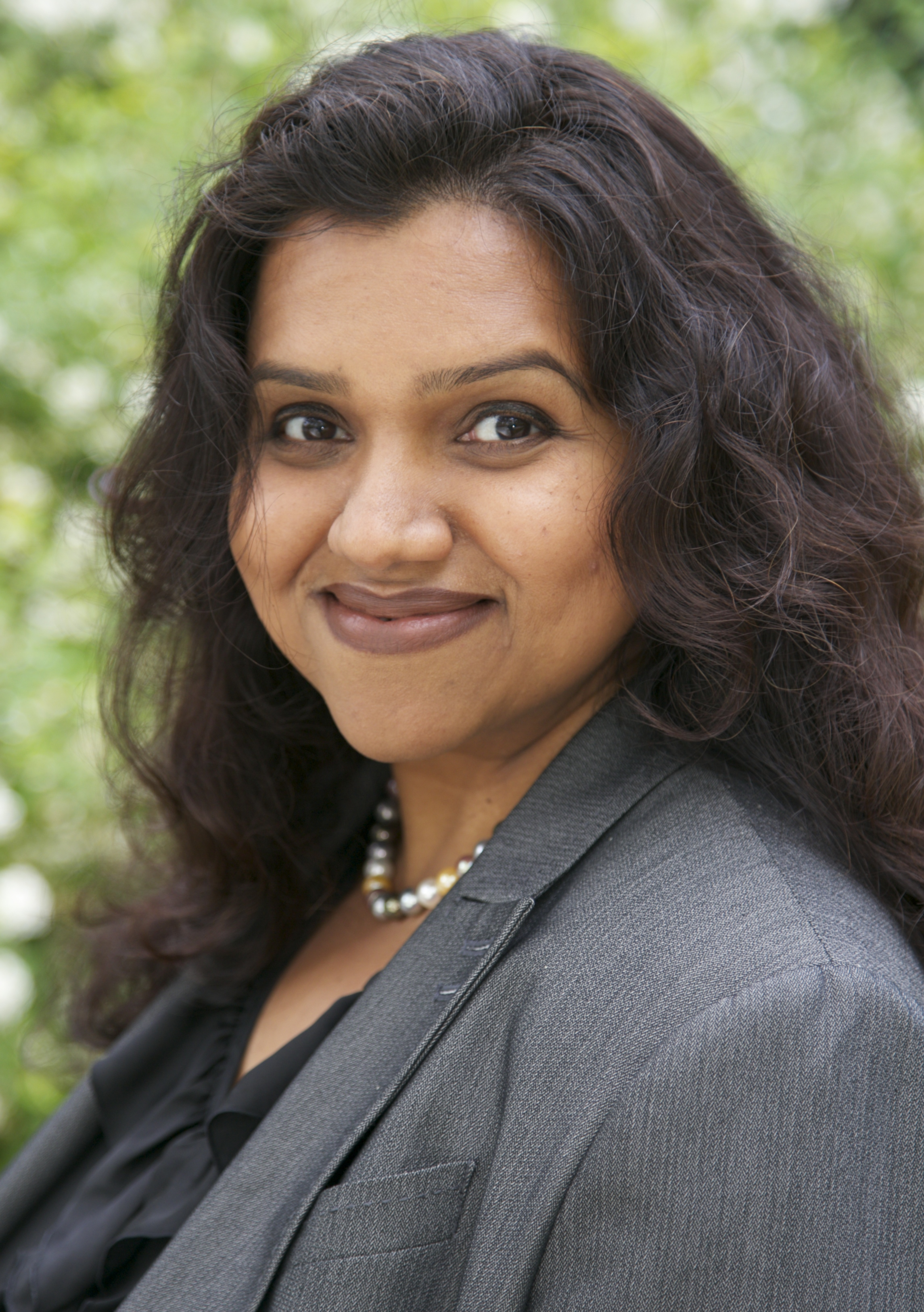 Meena Hassanali - Director, Industry Programs