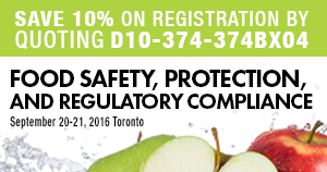 Food Safety & Regulatory Compliance Conference